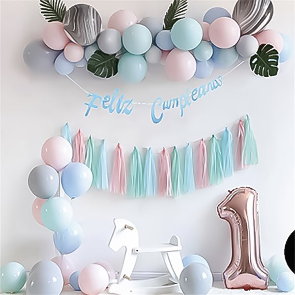 SET DE GLOBOS 41PCS