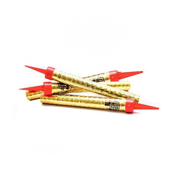 Velas bengala doradas pack 4pcs