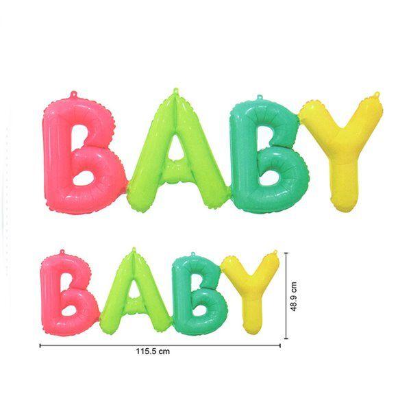 Globo Foil Baby 48*115.5Cm