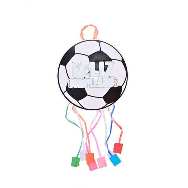 Piñata fútbol 43x43cm