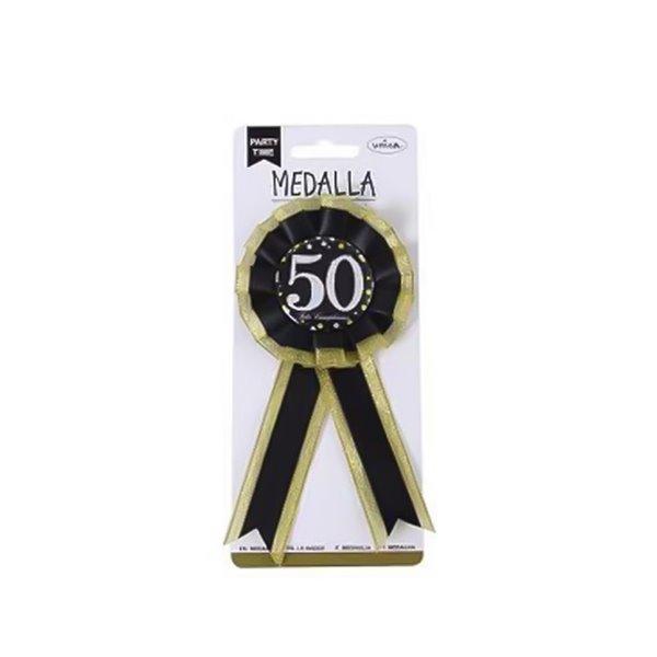 MEDALLA 50 ANOS