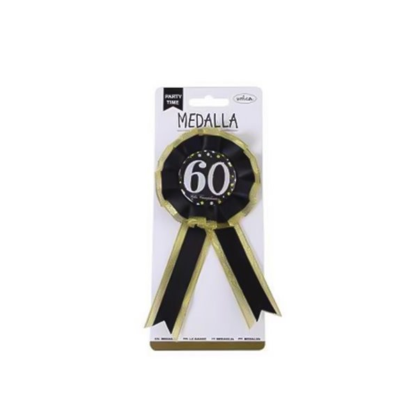 MEDALLA 60 ANOS