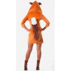 Disfraz Foxy adulta
