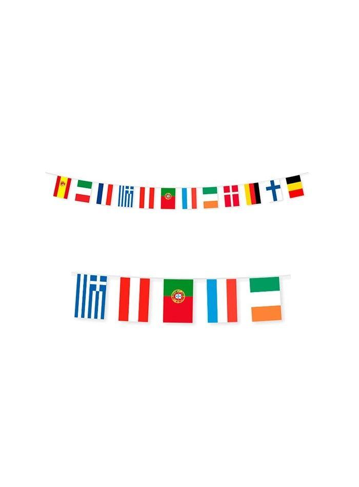 GUIRNALDA FIESTA 12PCS 5M UNION EUROPEA