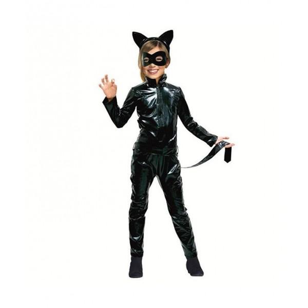 DISFRAZ DE CAT GIRL 2-4 PARA CARNAVAL