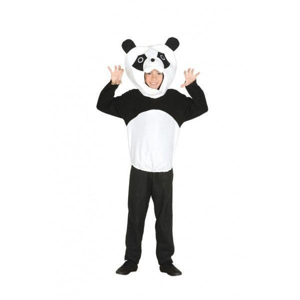 DISFRAZ PIJAMA PANDA