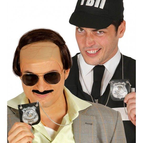 PLACA DE POLICIA ESPECIAL
