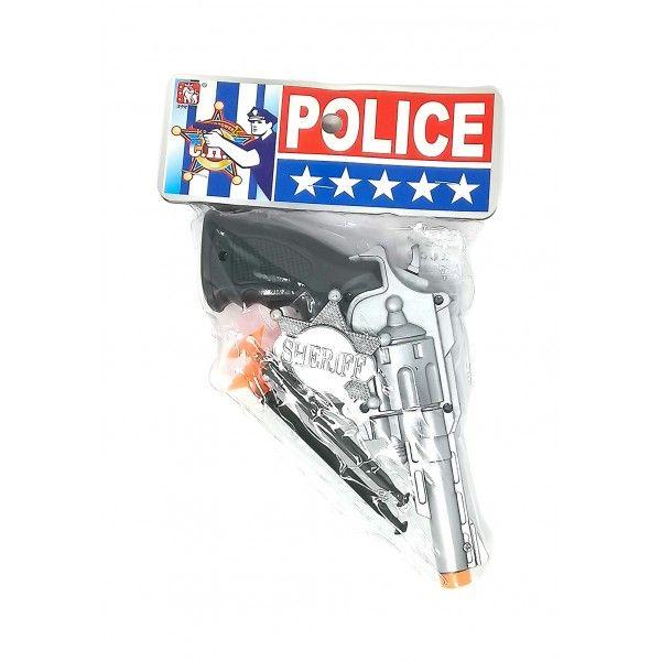 PISTOLA SET POLICÍA